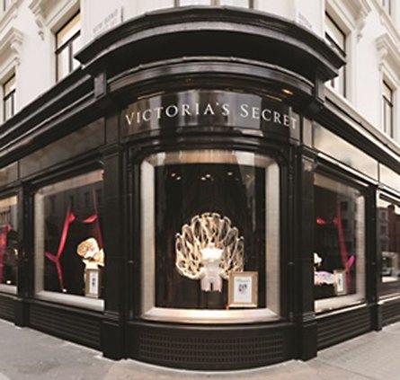 Victoria Secret Bond Street planning